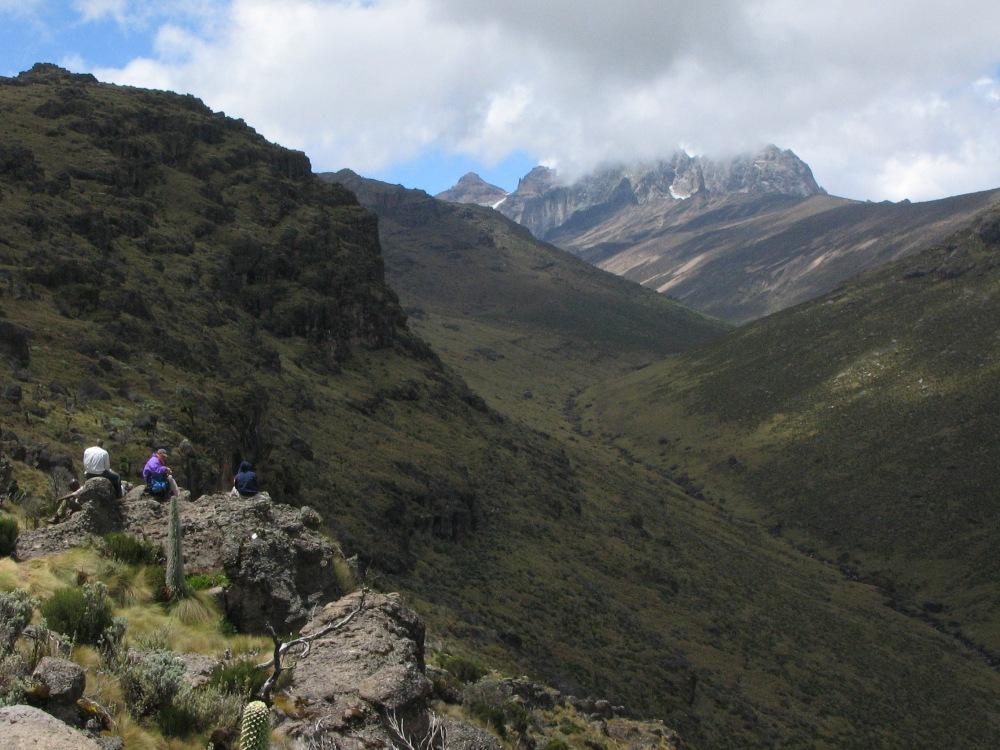 Monte Kenya - chi sei? (2/2)