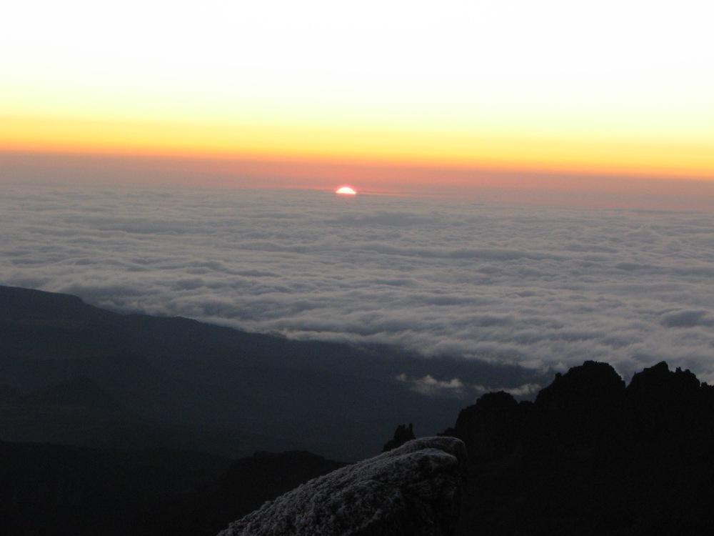 Monte Kenya - chi sei? (1/2)