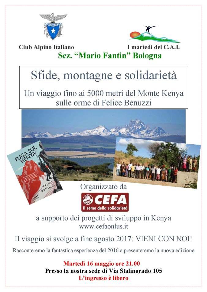 CAI Bologna + CEFA